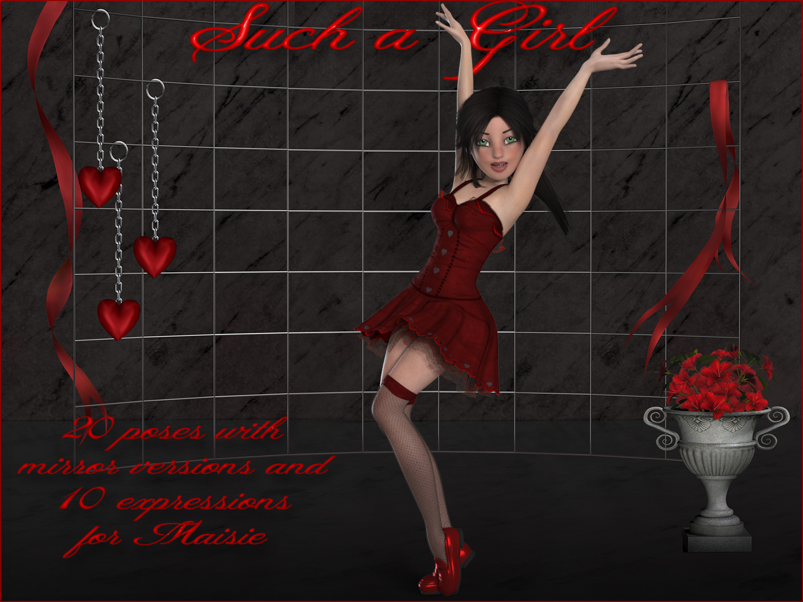 Maisie - Such a Girl by RPublishing