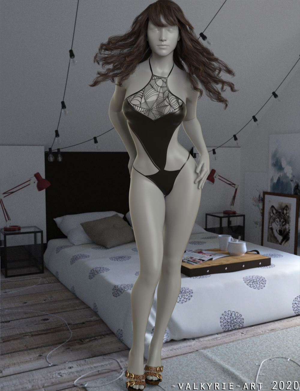 InStyle - Micro Lingerie by -Valkyrie-
