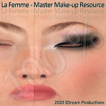 La Femme - Master Make-up Resource image 3