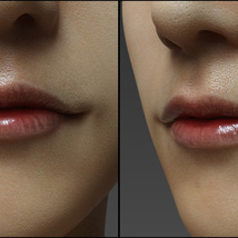 Lips Morphs for G8F Vol 5 image 5
