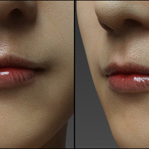 Lips Morphs for G8F Vol 5 image 6