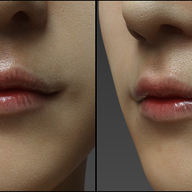 Lips Morphs for G8F Vol 5 image 7