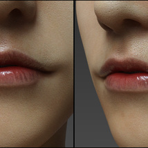 Lips Morphs for G8F Vol 5 image 8
