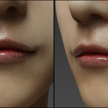 Lips Morphs for G8F Vol 5 image 9