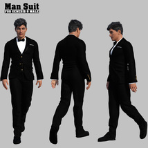 Man Suit for G8 males image 1