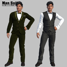 Man Suit for G8 males image 2