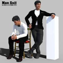 Man Suit for G8 males image 3