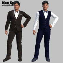Man Suit for G8 males image 4
