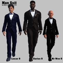 Man Suit for G8 males image 5
