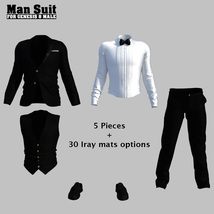 Man Suit for G8 males image 7