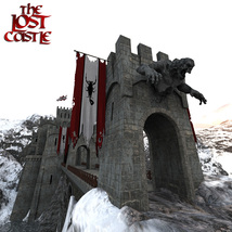 The Lost Castle for DS Iray image 1