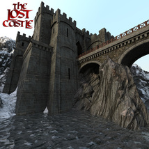 The Lost Castle for DS Iray image 2