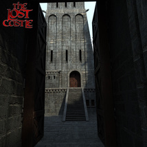 The Lost Castle for DS Iray image 4