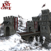 The Lost Castle for DS Iray image 7