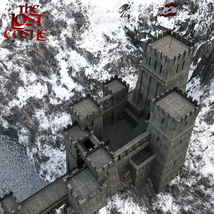 The Lost Castle for DS Iray image 9