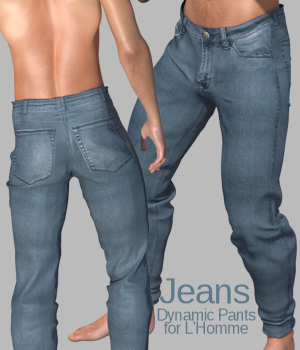 Jeans for L'Homme