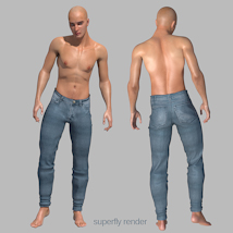 Jeans for L'Homme image 1