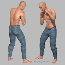 Jeans for L'Homme image 2