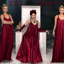 NyX Midnight Gown - dynamic for La Femme image 3