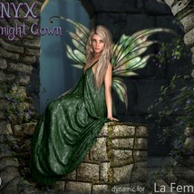 NyX Midnight Gown - dynamic for La Femme image 4