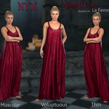 NyX Midnight Gown - dynamic for La Femme image 6