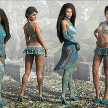 Moyra's Lingerie Boutique - Wild Thing image 1
