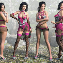 Moyra's Lingerie Boutique - Wild Thing image 7