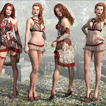 Moyra's Lingerie Boutique - Wild Thing image 10