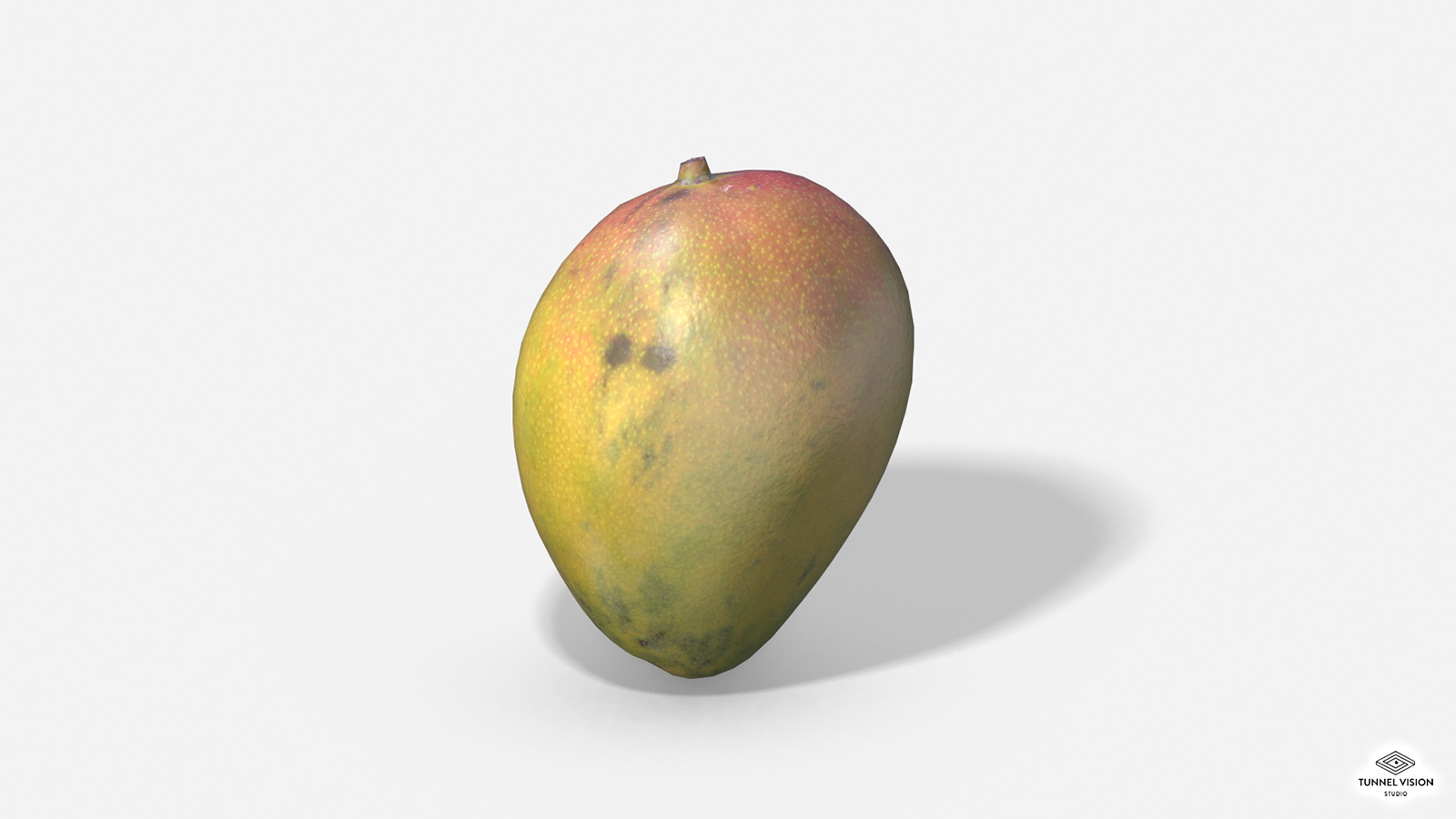Exotic Fruit Mango - Photoscanned PBR Extended License by TunnelVision