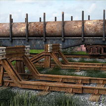 GWR Buffer Stops - Extended License image 1