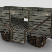 Plank Wagon - Extended License image 1