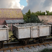 16 Ton Mineral Wagon - Extended License image 1