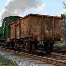 16 Ton Mineral Wagon - Extended License image 2