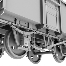 16 Ton Mineral Wagon - Extended License image 3