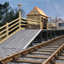 GWR Halt and Pagoda - Extended License image 1