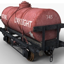 14 Ton Tank Wagon - Extended License image 1