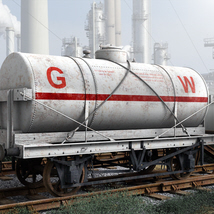 14 Ton Tank Wagon - Extended License image 2