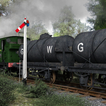 14 Ton Tank Wagon - Extended License image 3