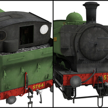 GWR Pannier Tank Engine - Extended License image 1