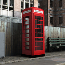 Classic British Street Props - Extended License image 1