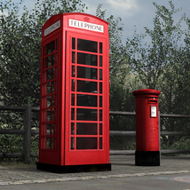 Classic British Street Props - Extended License image 3