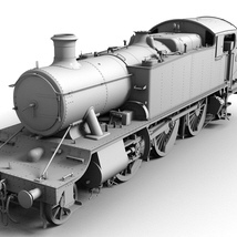 GWR Prairie Tank Engine - Extended License image 2
