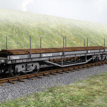 GWR -Macaw B- Bogie Wagon - Extended License image 2