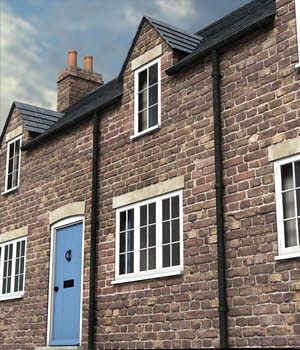 Workers cottages - Extended License 3D Models Extended Licenses DryJack