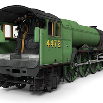 The Flying Scotsman - Extended License image 1