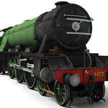 The Flying Scotsman - Extended License image 3