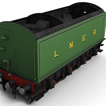 The Flying Scotsman - Extended License image 5