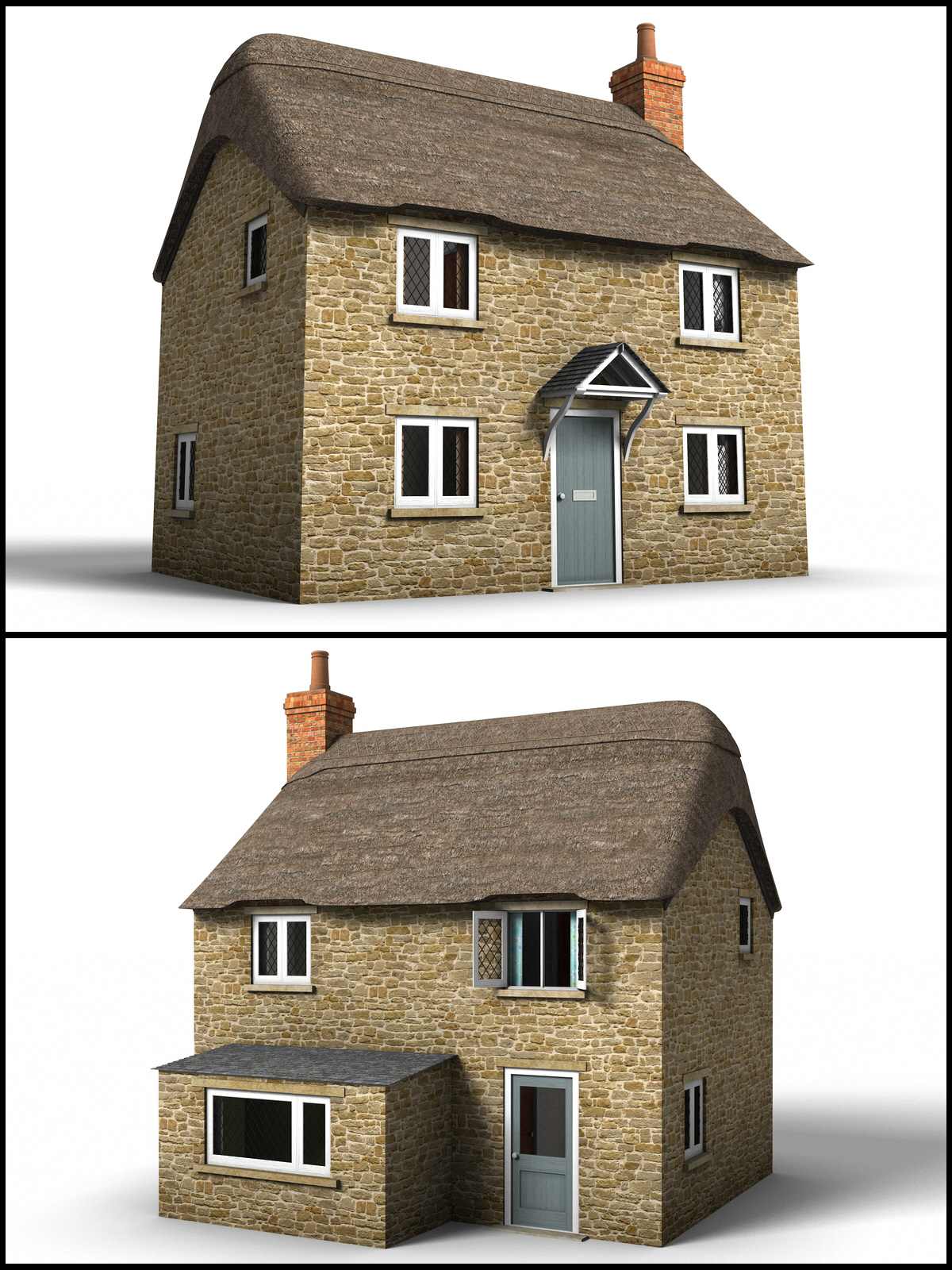 Thatched Cottage - Extended License