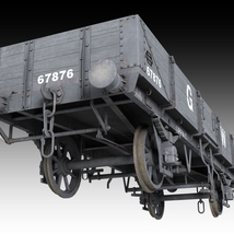 GWR - Open C - Wagon - Extended License image 2