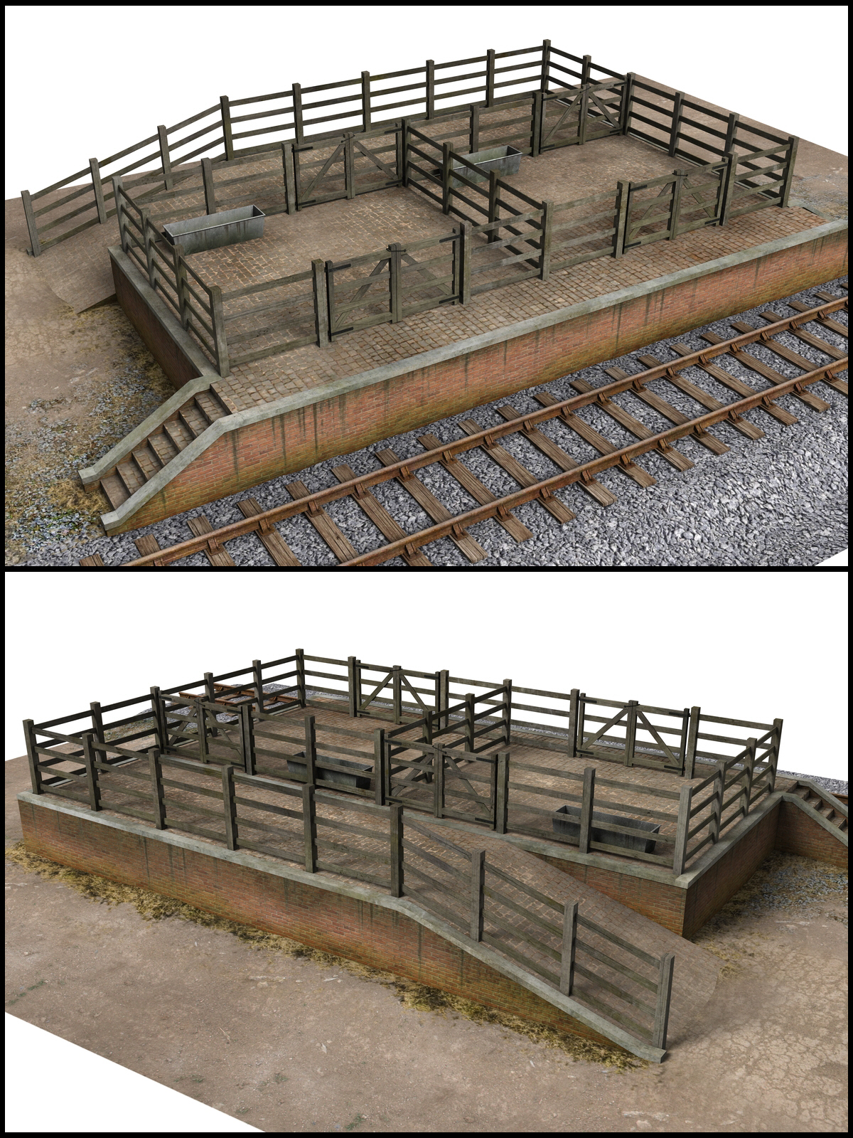 Cattle Dock - Extended License